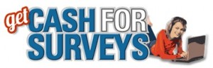 get cash for surveys logo